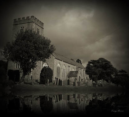 Wolborough Church by Craig Reeves Photography